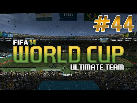 FIFA 14 Ultimate Team | World Cup | #44 | World Cup Final w/CONCACAF ROUND 2