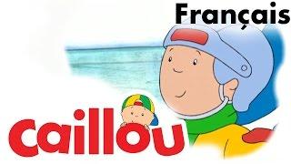 Caillou FRANÇAIS - Caillou apprend à patiner  (S01E37) | conte pour enfant | Caillou en Français