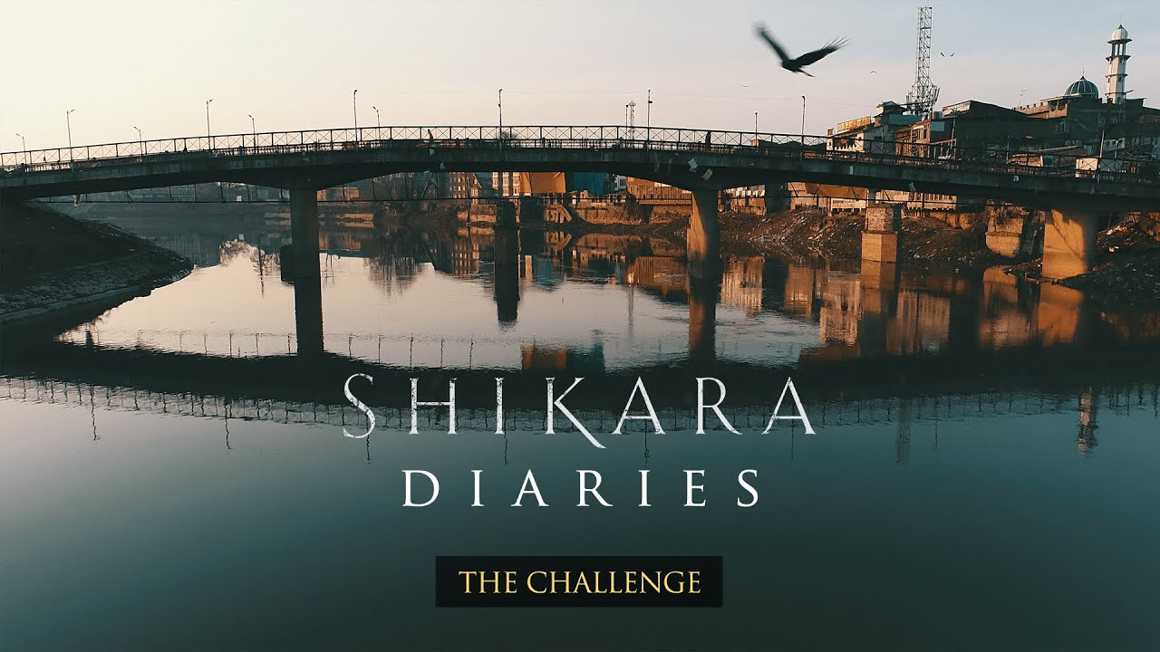 Shikara Diaries: The Challenge | Behind-the-Scenes | Dir: Vidhu Vinod Chopra | 7th February 2020
