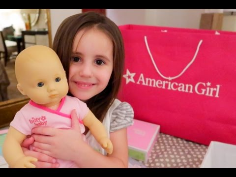 AMERICAN GIRL PLACE  - NEW YORK CITY