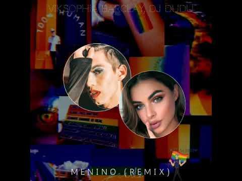 Sophia Barclay,Vik Ft DjDudu - Menino (Remix)