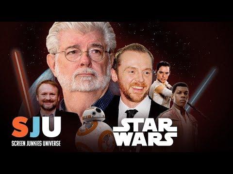 Does Star Wars Need George Lucas?  SJU