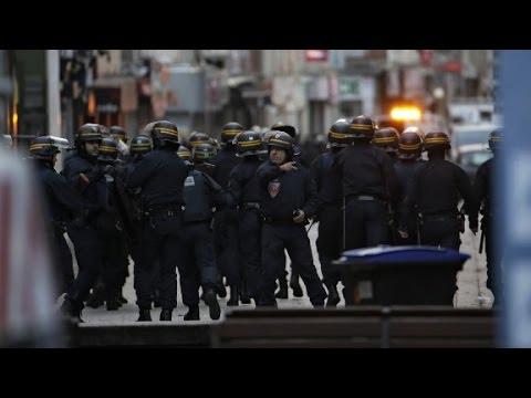 ยุโรปเร่งล่า 8 ผู้ต้องสงสัยก่อการร้าย