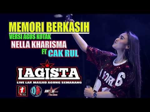 """memori-berkasih--agus-kotak-nella-kharisma-ft-cak-rul-terbaru-""""lagista""""-live-semarang-fair-2019"""