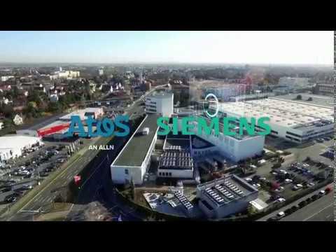 Atos Siemens  - the Fürth Data Center