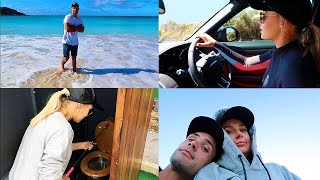 TRAVEL VLOG: Road Trip & Exploring Down South of WA! | Lauren Curtis
