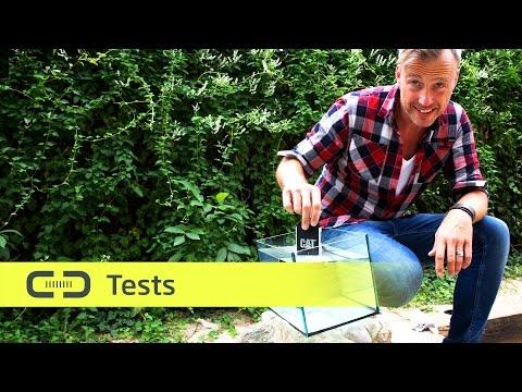 Outddor-Smartphone im Test