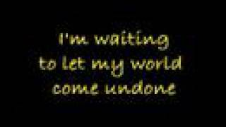 Waiting For the World To Fall By Jars Of Clay With Lyrics
