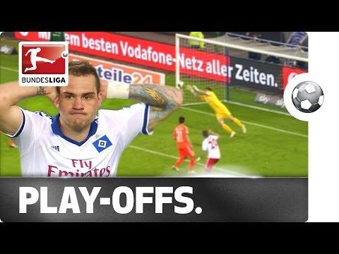 Relegation Play-Off First Leg: Hamburger SV - Greuther Fürth