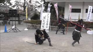 葵劇場【三河一向一揆】(殿、不在バージョン)