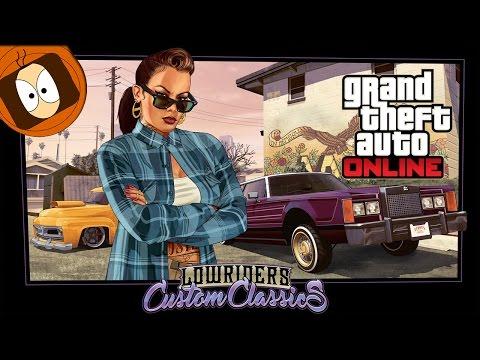 GTA ONLINE | LE DLC : LOWRIDERS - ON ASTIQUE LES CLASSIQUES !!