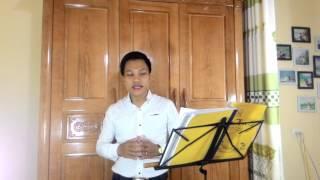 Sự khác nhau giữa thổi sáo cảm âm và học nhạc lý bài bản - Bảo Hiếu