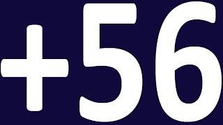 ПОЛНЫЙ УРОК 56 - ПРАКТИКА и УПРАЖНЕНИЯ. ГРАММАТИКА АНГЛИЙСКОГО ЯЗЫКА С НУЛЯ. АНГЛИЙСКИЙ ЯЗЫК. УРОКИ