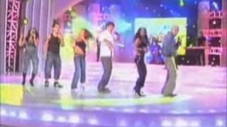 [2004] RBD en La Parodia cantan Rebelde / Solo Quedate En Silencio /  Un Poco de Tu Amor
