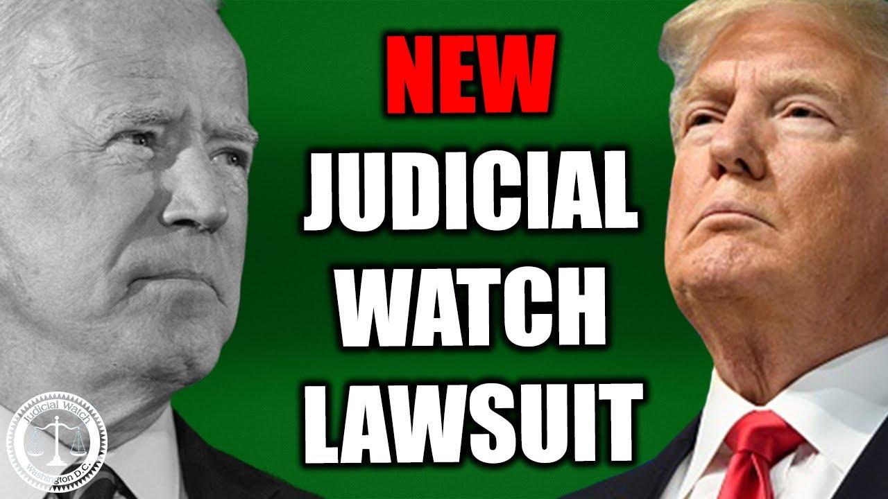NEW: Judicial Watch Sues State Dept. for Records on Firing of Biden-Ukraine Prosecutor