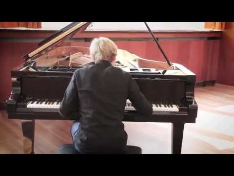 Sound of ANT  PETROF 275 grand piano, played by Matyas Novak