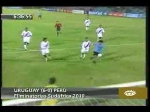 America Deportes - Peru Despues del 6-0 de Uruguay I (1de2)