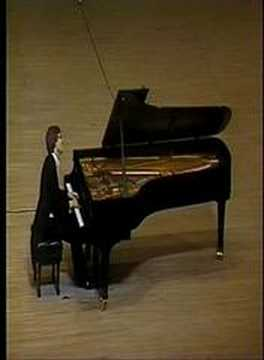 Chopin fantasie-impromptu by Bunin