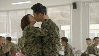 Download Video Descendants of the Sun  Cafeteria Kiss Scene MP3 3GP MP4