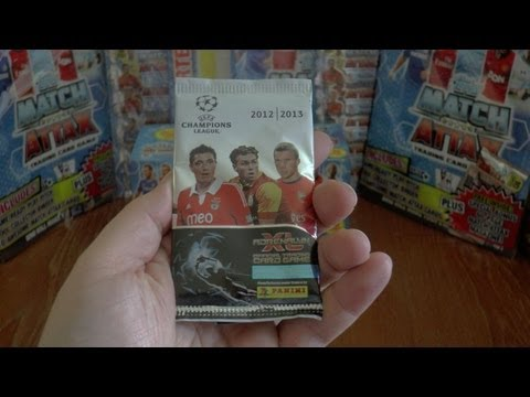 PACK OF THE DAY #2 panini ADRENALYN XL UEFA CHAMPIONS LEAGUE 2012-2013 TCG