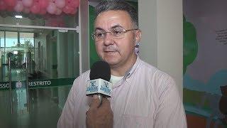 Outubro Rosa do Hospital da Unimed vale do Jaguaribe tem desconto especial.