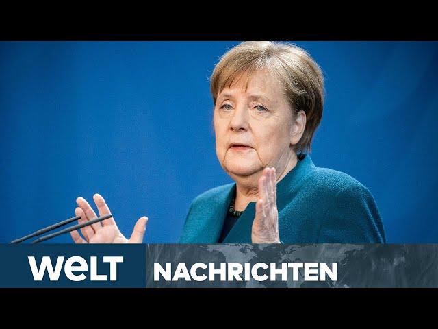 COVID-19-KRISE: Comeback-Kanzlerin - Merkel nach Corona-Quarantäne zurück im Amt