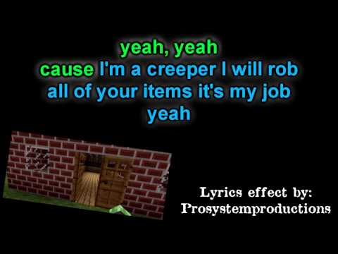 """TNT"" - A Minecraft Parody of Taio Cruz's Dynamite BEST lyrics"