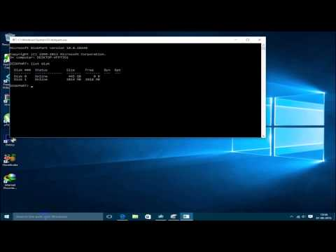 How to fix unallocated Space (USB/PEN DRIVE/MEMORY CARD)