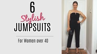 Elegant Jumpsuits for Women | Fashion for Women over 40