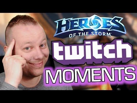 Heroes of the Storm - Twitch Moments #38 [Stream Highlights]