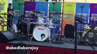 Download Singapore Drum Fest 2018 - Semi Final Performance (Abednego Laborejoy)