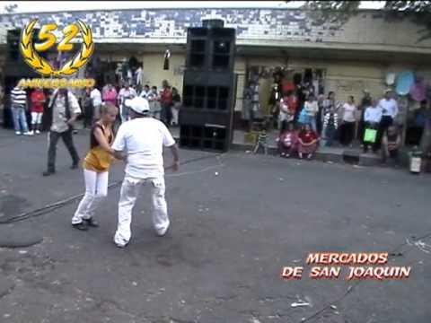 52 ANIVERSARIO MERCADOS DE SAN JOAQUIN 2012 SON DEL BARRIO 1