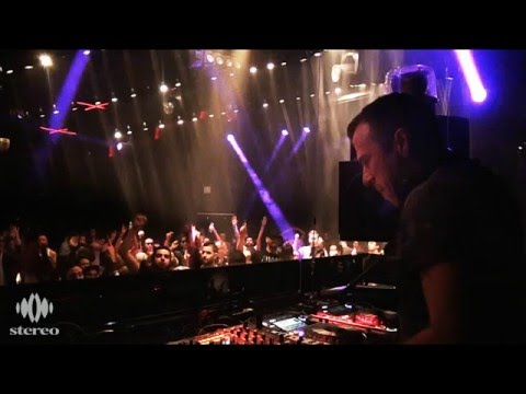 Jay Lumen live / 5 hours at Stereo Montreal Canada / 12 february 2016