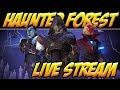 Haunted Forest Triumph Grind/Last Wish Raid!!!! (Destiny 2)