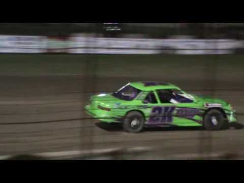 Part 2- Bloomfield Speedway Stock Car A Feature 6/4/16
