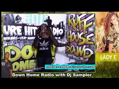 Bahamas Carnival |  Lady E Live Performance - Down Home Radi