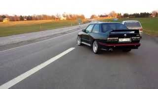 BMW E30 M3 Turbo 0.74bar