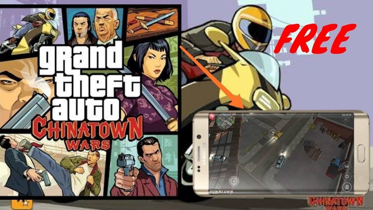 gta chinatown wars free download ios