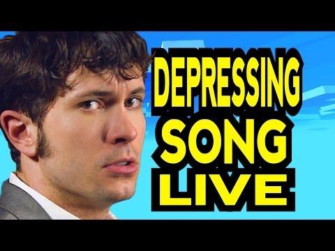 Depressing Song LIVE!