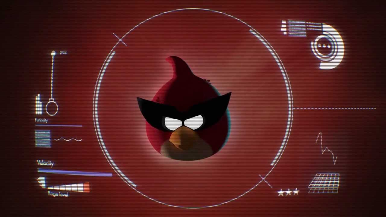 Red bird hits angry birds space on march 22 trailer e - Angry birds space gratuit ...