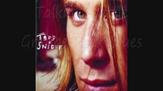 Todd Snider ~ talkin
