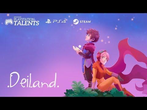 Deiland Kickstarter trailer