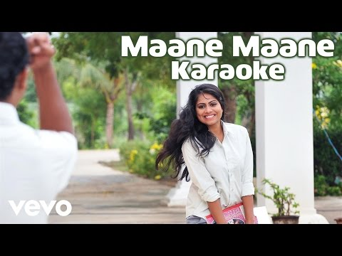 Uriyadi - Maane Maane Karaoke Song | Masala Coffee | Anthony Daasan