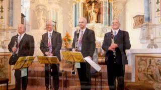 "Blasiuskapelle Klarinettenquartett ""Schaumberger Land"""