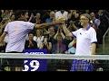 Roger Federer / Bill Gates vs John Isner / Mike McCready - Match for Africa 4 Highlights