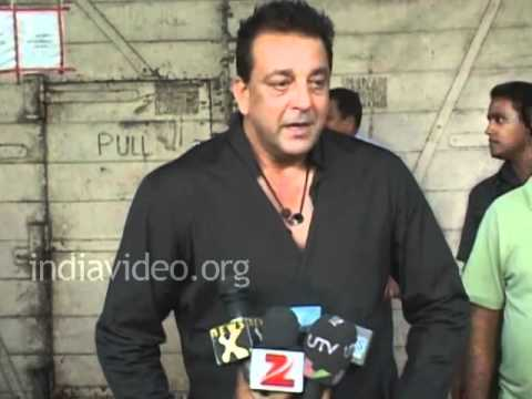 Sanjay Dutt's heart lies with the gentleman's game