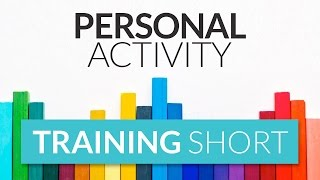 Short: Personal activity is essential