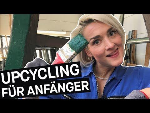 Nachhaltiges Upcycling: So machst du aus alten Sachen individuelle Regale! || PULS Reportage