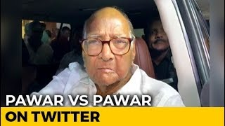 """No BJP Alliance"": Sharad Pawar Says Ajit Pawar Trying To Create Confusion"