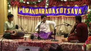 Gajavadana Beduve  in Raga  Kedaram by Sri Samapagodu Vighnaraja